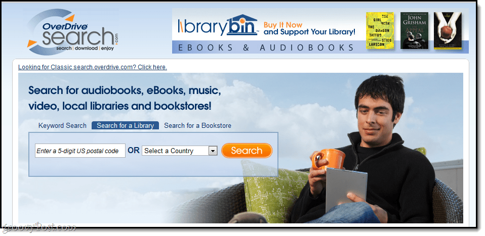 how to search for free ebooks