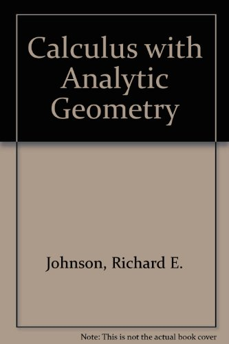 calculus and analytic geometry ebook