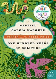 one hundred years of solitude epub free download english