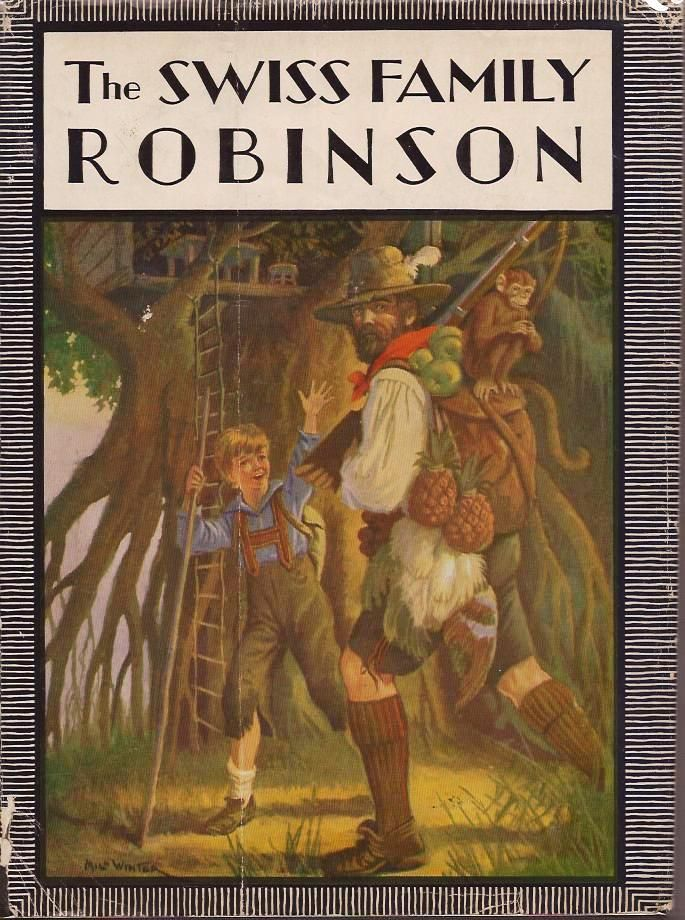 swiss family robinson ebook download